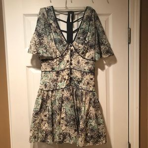 Free People summer dress. Size 4.
